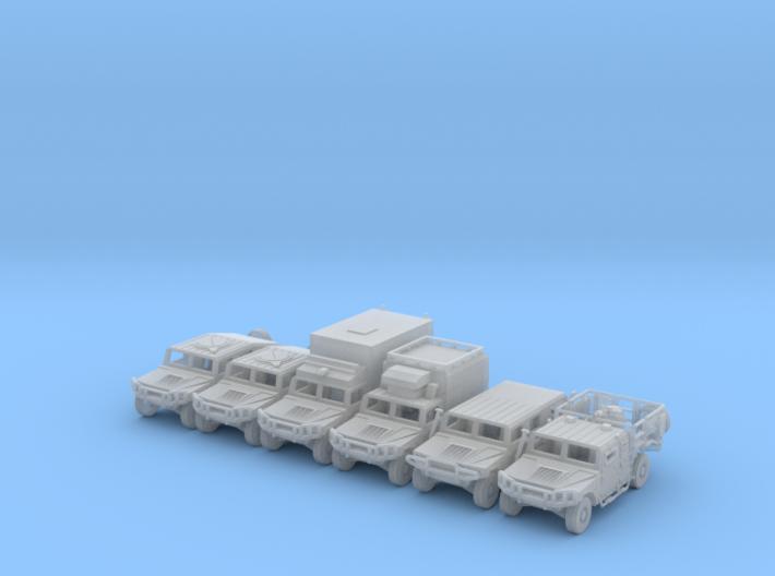 URO VAMTAC-N-SET-x6-VAR-proto-01 3d printed