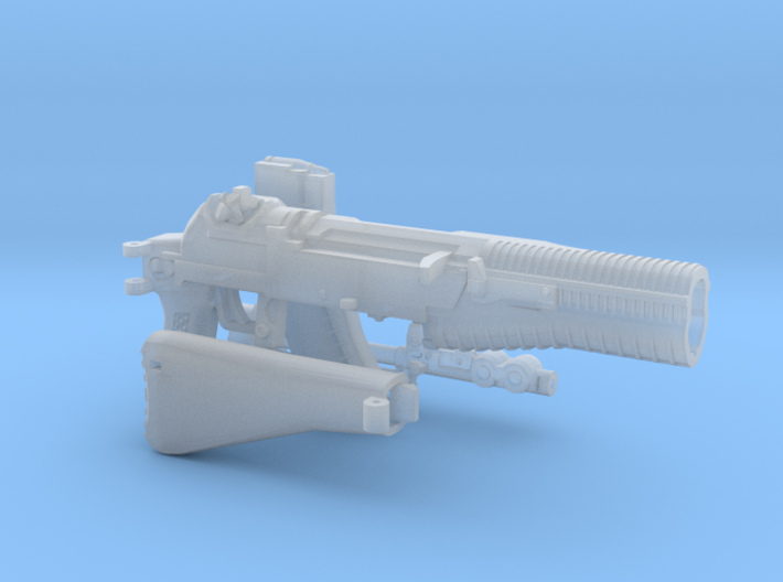 1:6 AN-94 Detail material version 3d printed