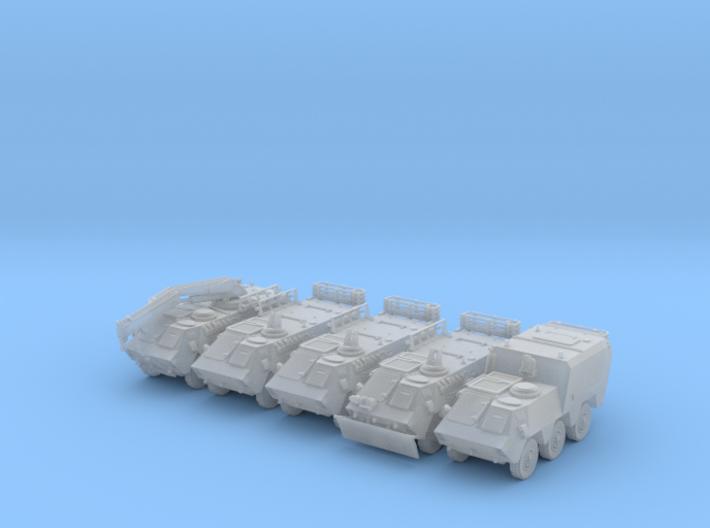 Pegaso BMR-M1-N-SET-x5-VAR-proto-01 3d printed