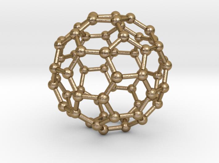 C60 Fullerene  3d printed