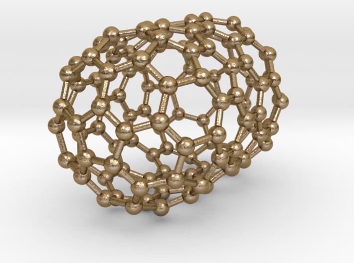 0080 Carbon Nanotube Capped (10,0) 3d printed