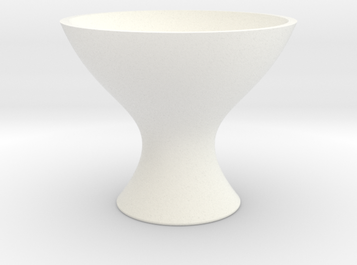 Modern Fruit Bowl 1:12 scale 3d printed