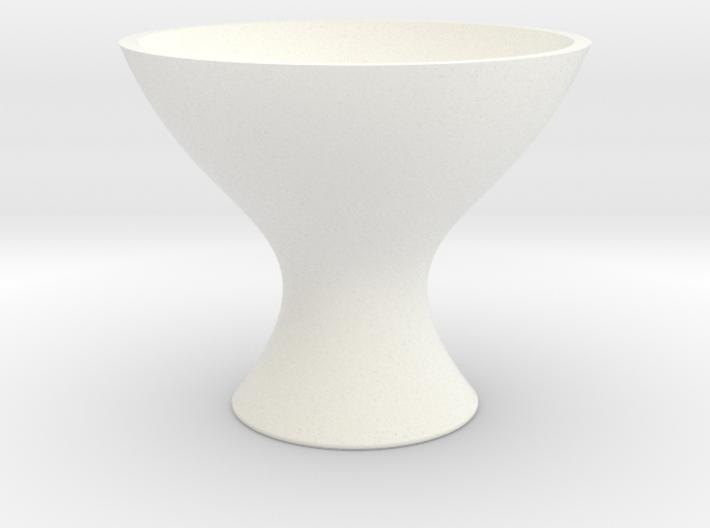 Modern Fruit Bowl 1:12 scale 3d printed