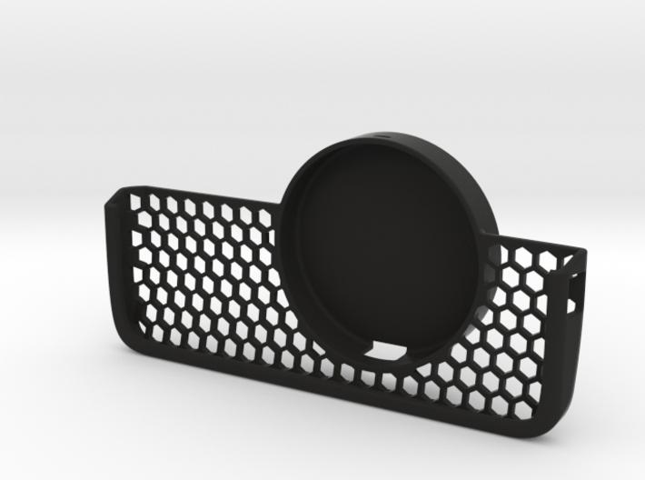 Nexus 6 - Qi Car Dock Landscape 3d printed