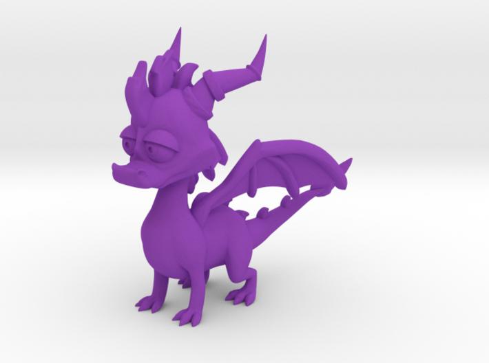Spyro the Dragon - 5cm 3d printed