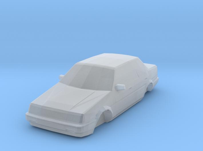n scale 1984-1987 toyota corolla 3d printed