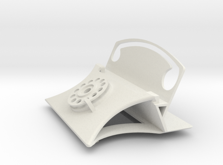 Rotary dial phone business card holder k9h9yjyh5 by johnwdrm rotary dial phone business card holder 3d printed reheart Choice Image