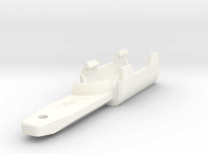 DJI Phantom Compass Leg Extender (V3) 3d printed DJI Phantom Compass Leg Extender (V3)