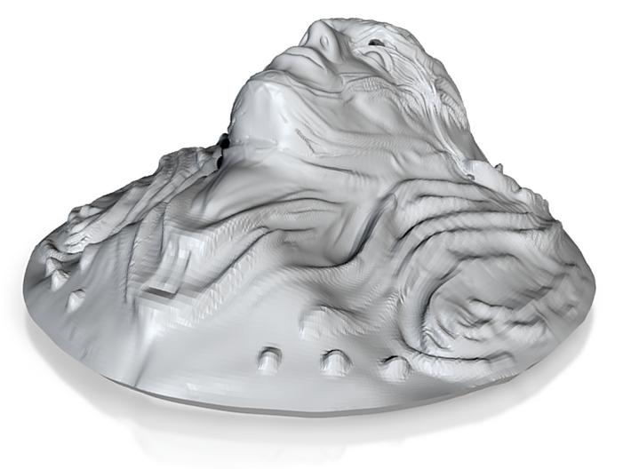 MedH4-3DP Xsmooth 3d printed