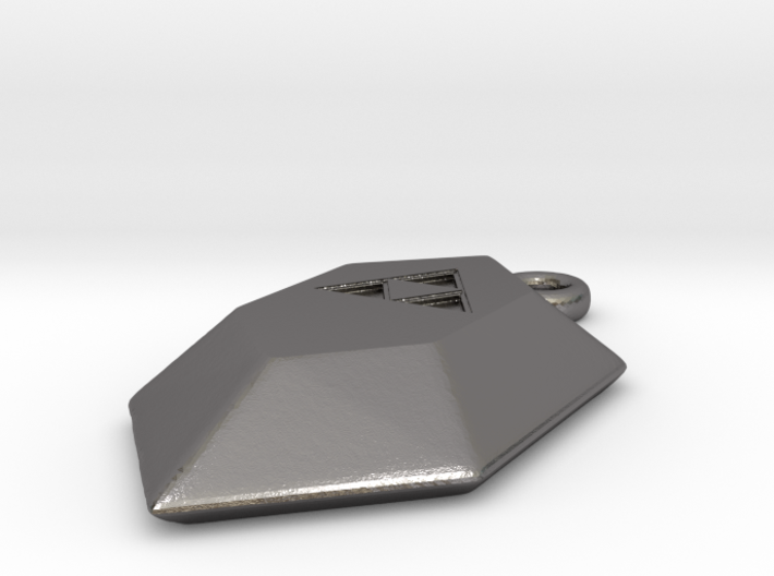 Triforce Rupee2 3d printed