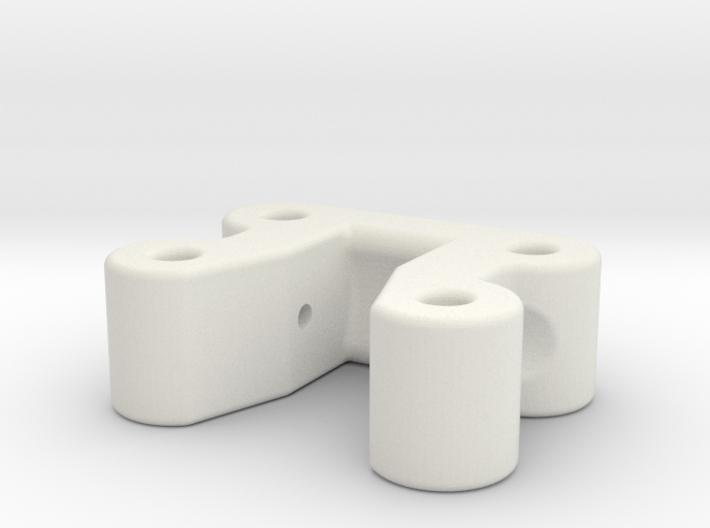 Kugelkopfhalterung LOSI MRC, einfach 3d printed