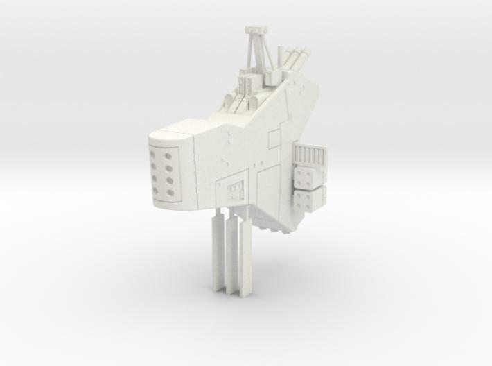 LoGH Alliance Carrier 1:3000 (Part 1/3) 3d printed