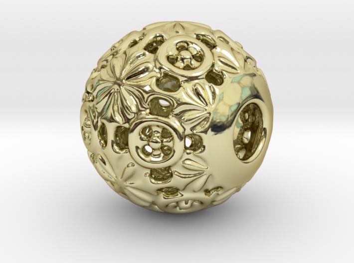 PA Ball V1 D16Se49 3d printed