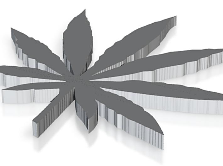 Leaf3 3d printed