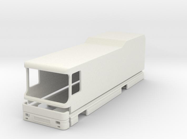 Clou Liner I L900 Modell 1:87 Grundrissversion A B 3d printed