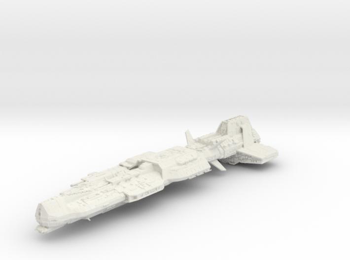 Aurora Ship 21cm 3d printed