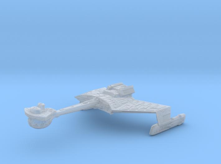 Enemy Battle Cruiser 006 3d printed