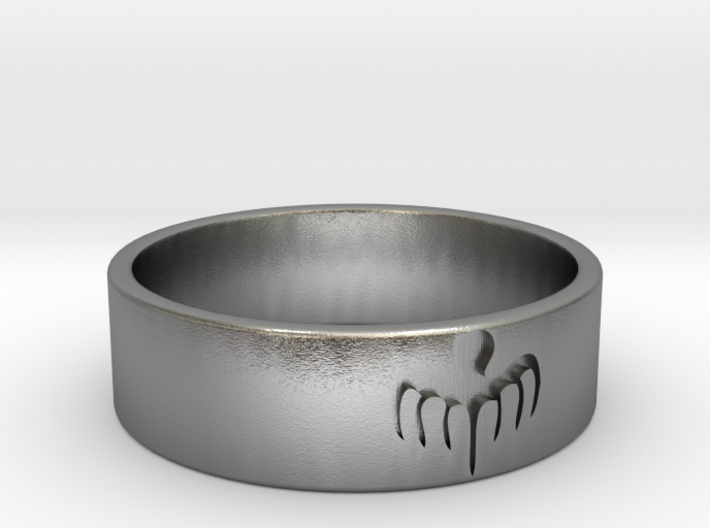 James Bond: Spectre Ring  - Size 11 3d printed