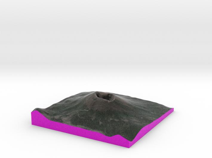 MOUNT VESUVIUS 20X20 CM J 3d printed