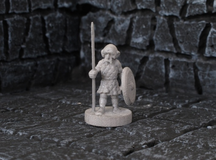 Olwulf the Loyal 3d printed