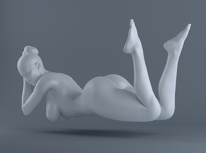 Sexy Girl-012  scale 1/20 Passed 3d printed