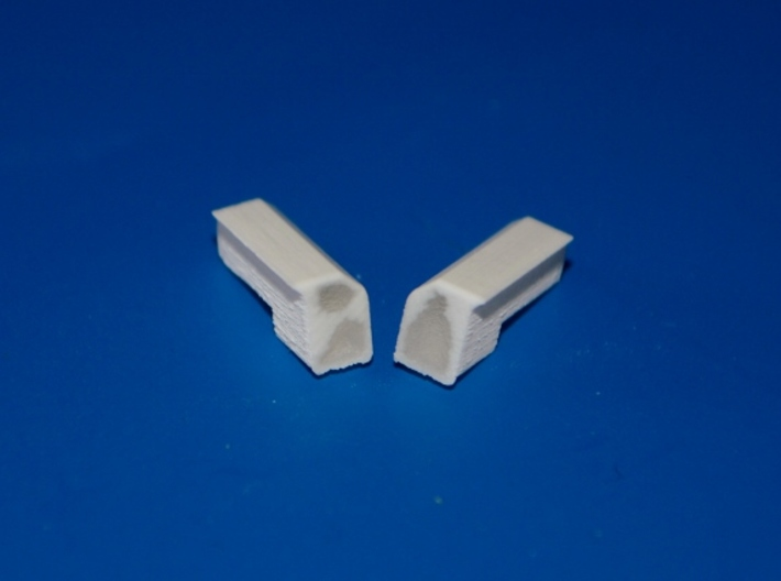 N-Scale Dynacell Air Filter - 5-Pack 3d printed Unpainted Production Photo