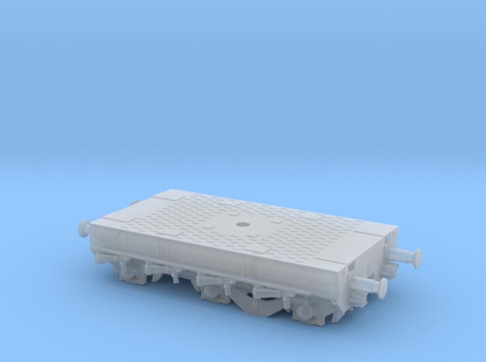 6101 N Unterwagen für 10t-Kran Wyhlen (Fleischmann 3d printed