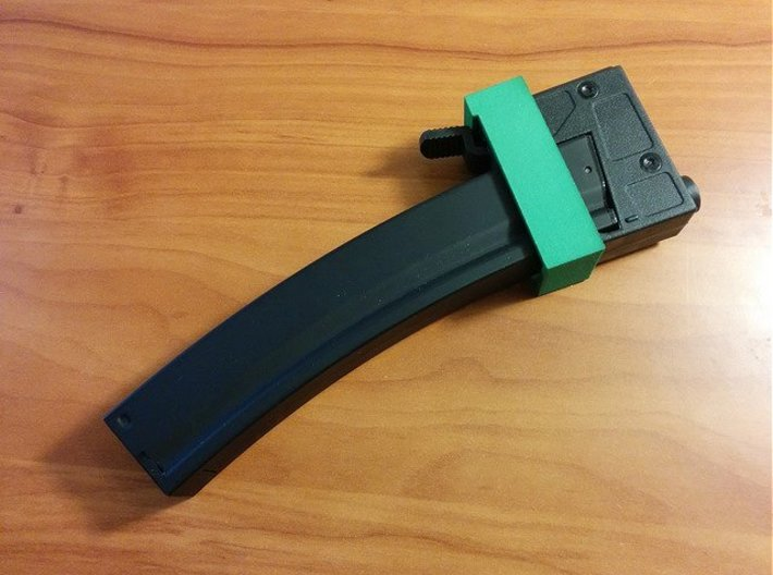 Bracket for UAR and AP10 (MP5 Mag Adapter) 3d printed