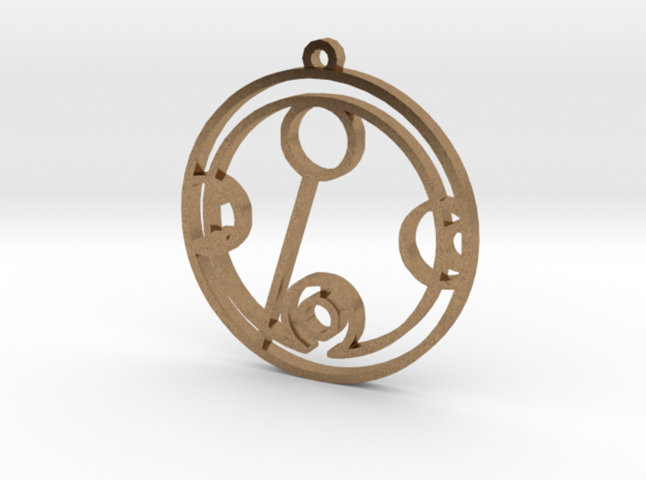 Bethany - Necklace 3d printed