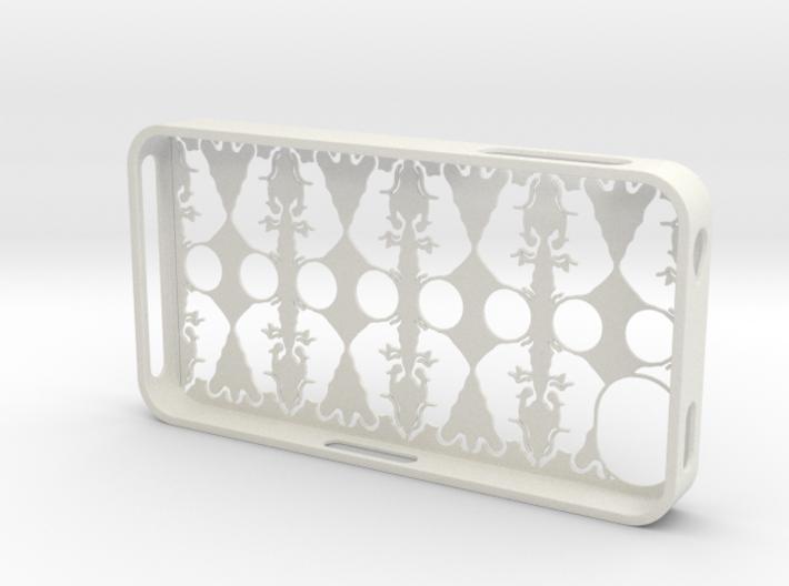 iPhone 4s Bulls 3d printed