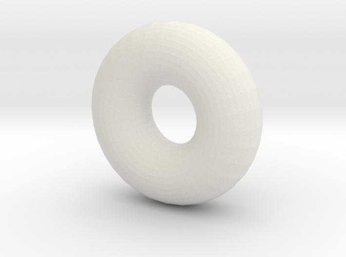 Iceddonut 3d printed