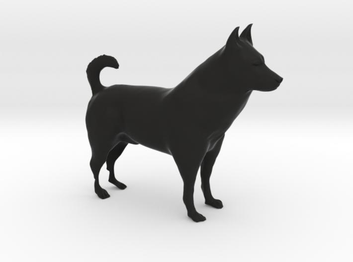 "Shepherd Dog - 10cm / 4"" 3d printed"