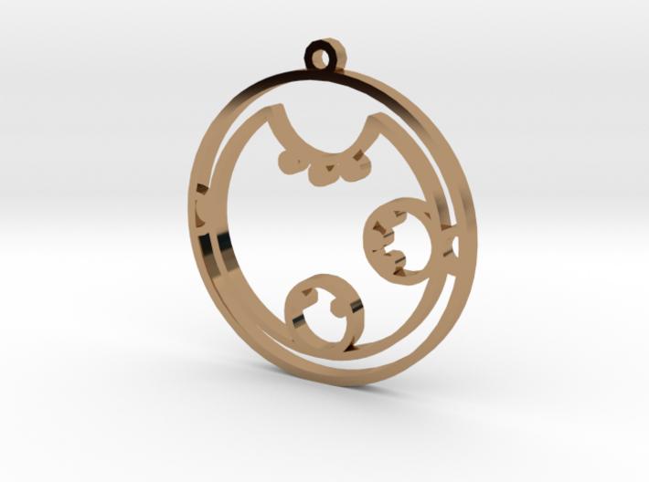 Clara / Klara - Necklace 3d printed