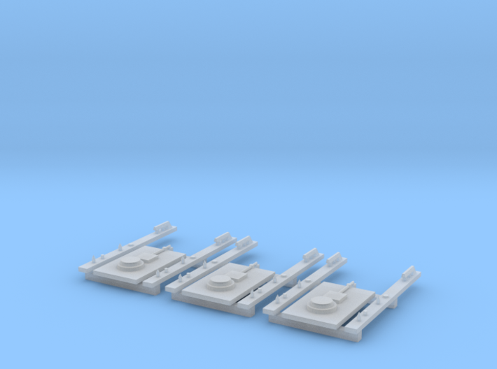 PTC Equipment HO Scale X3 3d printed