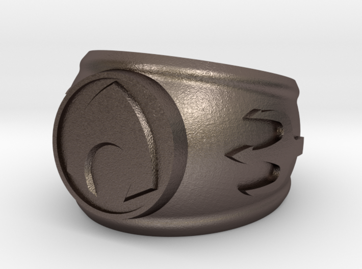 Aquaman Ring 3d printed