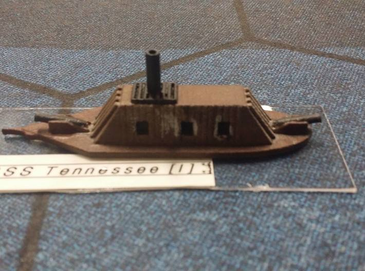 1/600 CSS Tennessee (I) 3d printed
