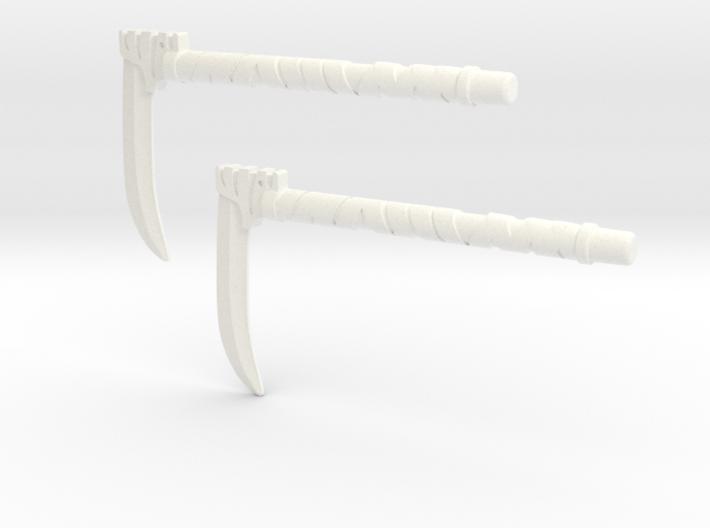 Samurai's Kamas 3d printed