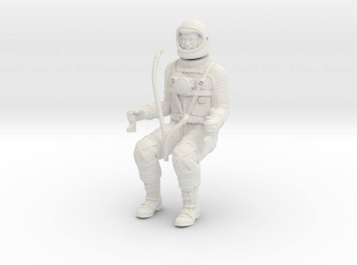 Mercury Astronaut / 1:12 3d printed