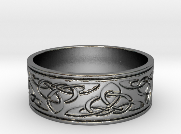 celtic Ring Size 9 3d printed