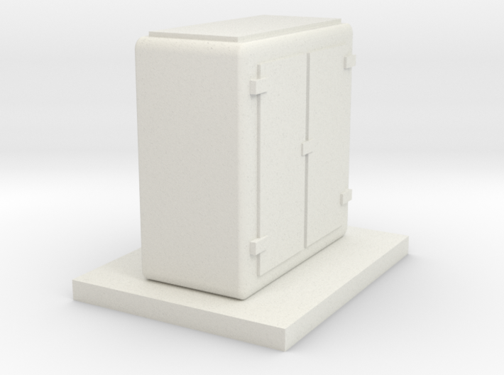 Signal Relay[OO/HO scale] 3d printed