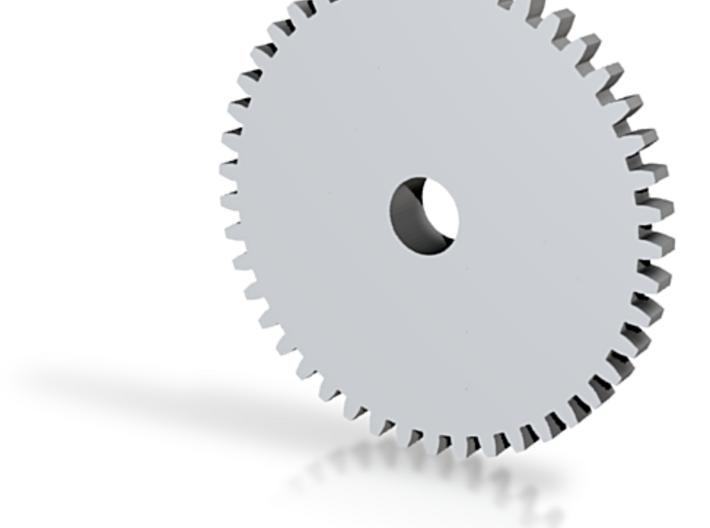 Delta 45t - 20t speed adjuster gear w/o shaft 3d printed