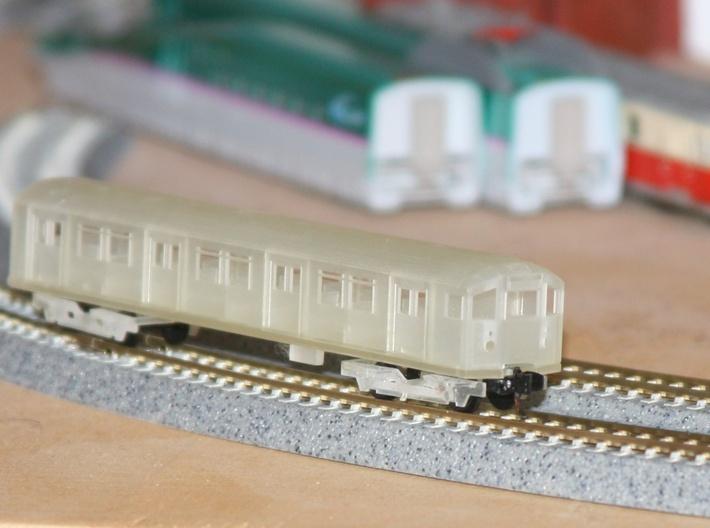 S-Bahn Berlin Baureihe 875 3d printed