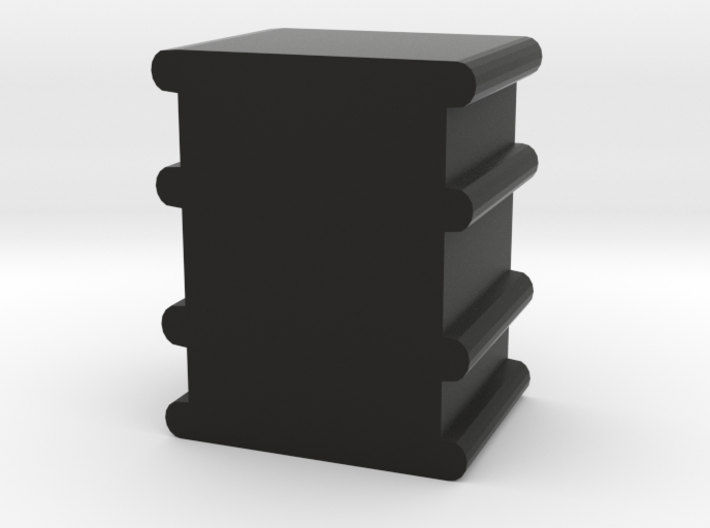 Game Piece, Oil Drum 3d printed