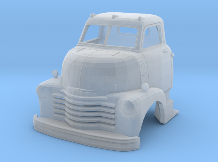 1949 Chevy Cab Over 3 3d printed