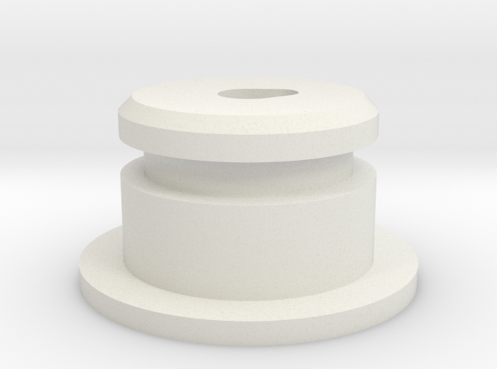 AA-Cell Battery Base 3d printed