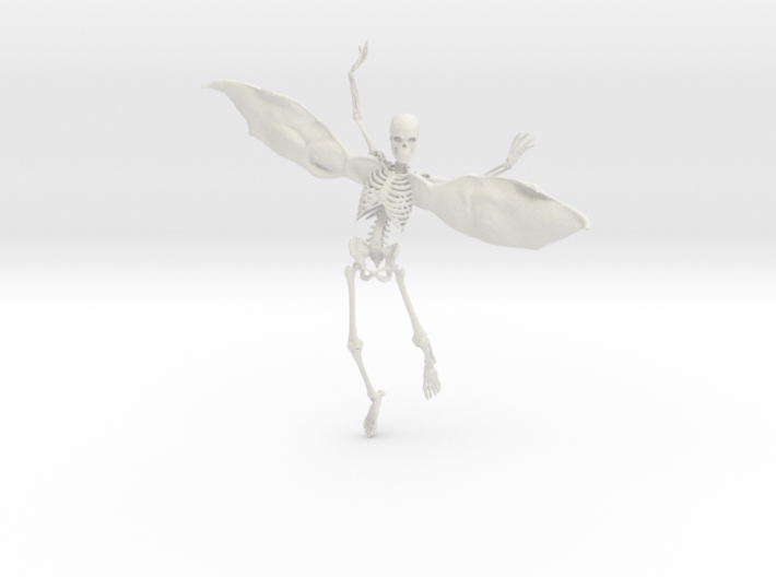 Fairy Skeleton - 8 Inches 3d printed