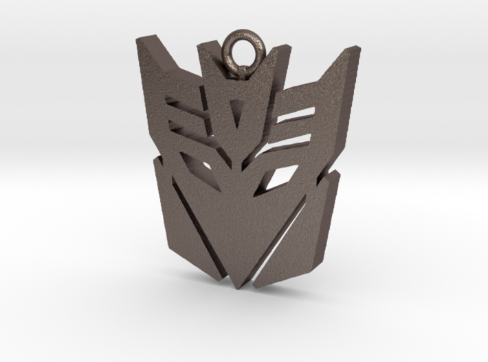 Transformers pendant 3d printed