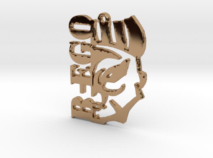 B-Ego Pendant 3d printed