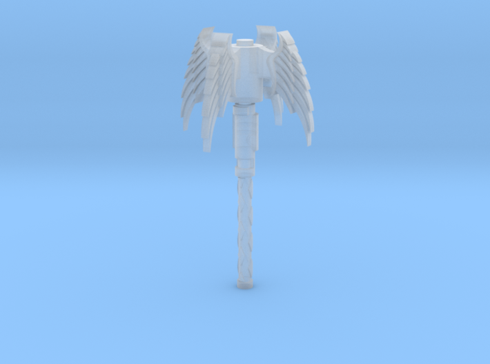 Angel Mace 3d printed