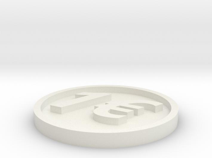 1€ Shop 3d printed